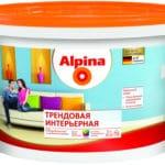 краска Alpina