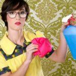 Как мыть виниловые обои