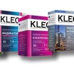 Как подобрать обойный клей Kleo