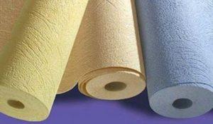 Улучшаем качество поклейки стен: подложка под обои