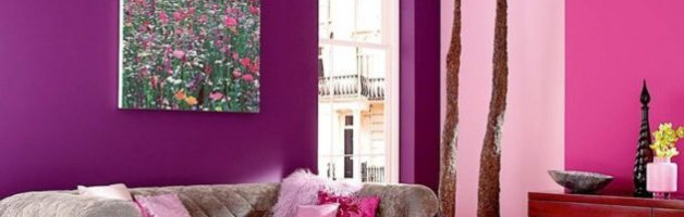 Комбинирование обоев в гостиной: основные правила и удачные сочетания