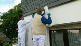 Фасадные обои – лучший материал для отделки внешних стен
